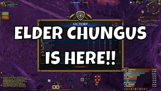 Elder Chungus Joined the Battle - Balance Druid PvP - WoW BFA 8.2.5
