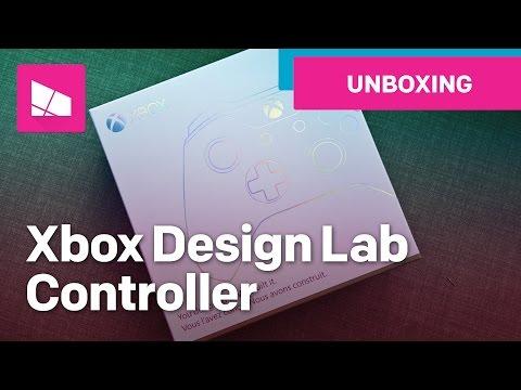 Xbox Design Lab Controller Unboxing!