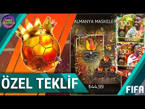 CARNIBALL SPECIAL PACK OPENING! FIFA MOBILE 18