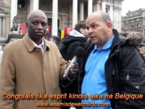 Attentats-BXL: Attention... Alerte générale... Bana ya Congolais ba koti mpe mingi na ba Mosquées