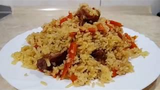 Рецепт плову зі свининою Як приготувати плов із довгозернистого пропареного і круглозернистого  рису