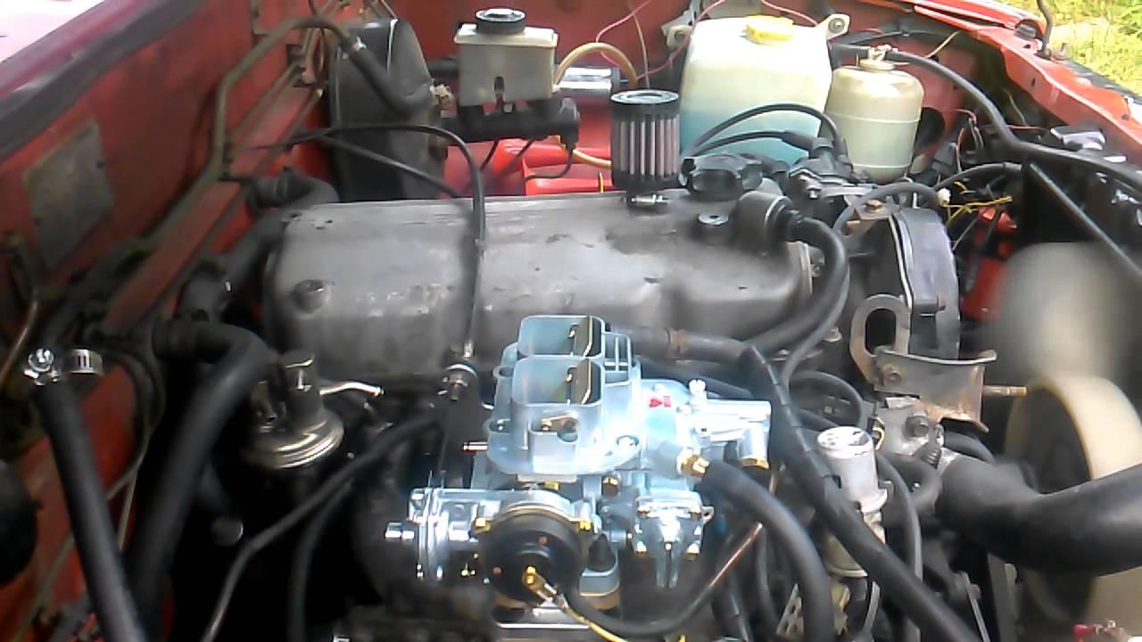 1993 mazda b2200 wiring diagram attwood sahara bilge pump webber - youtube