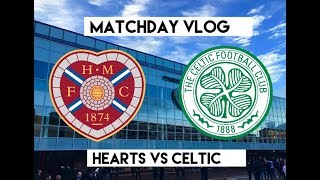 INVINCIBLES CRUSHED!!! | Hearts VS Celtic | The Hearts Vlog Season 3 Episode 16