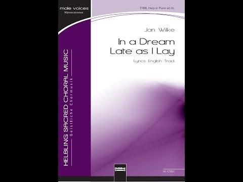 In a Dream Late as I Lay - Jan Wilke