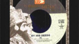 By His Deeds+Version-VC (VP Records)