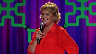 Chonda Pierce CHRISTIAN CLEAN STAND  UP COMEDIAN - LAUGH WITH FUNNY FEMALE COMEDIAN - Part 1