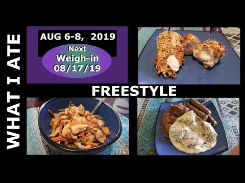 ww-what-i-ate-in-a-day-aug-6th-thru-8th-2019-|-freestyle-|-weight-watchers