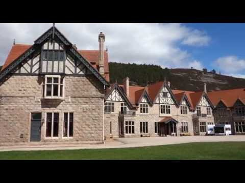 Tour Of Mar Lodge Near Braemar, Scotland, Ancient Hunting Lodge Of The Duke & Duchess Of Fife