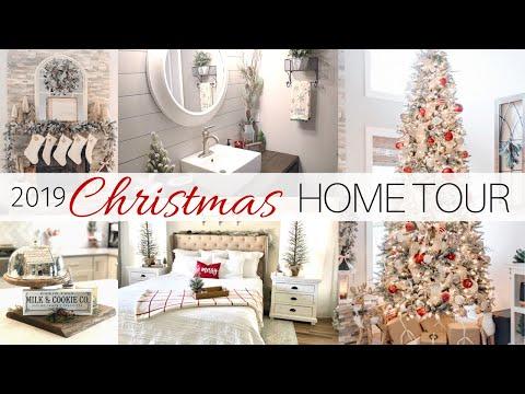 Christmas Home Tour 2019