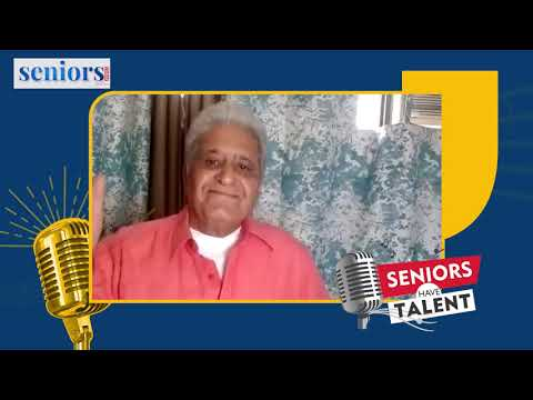 Lal Daryanani Performing at Seniors Have Talent | Season Two Finale | Online Singing Contest
