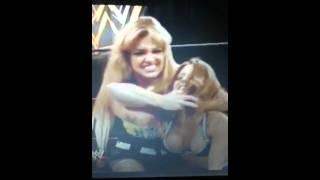 WWE NXT 08/01/12 Audrey Marie vs Raquel Diaz
