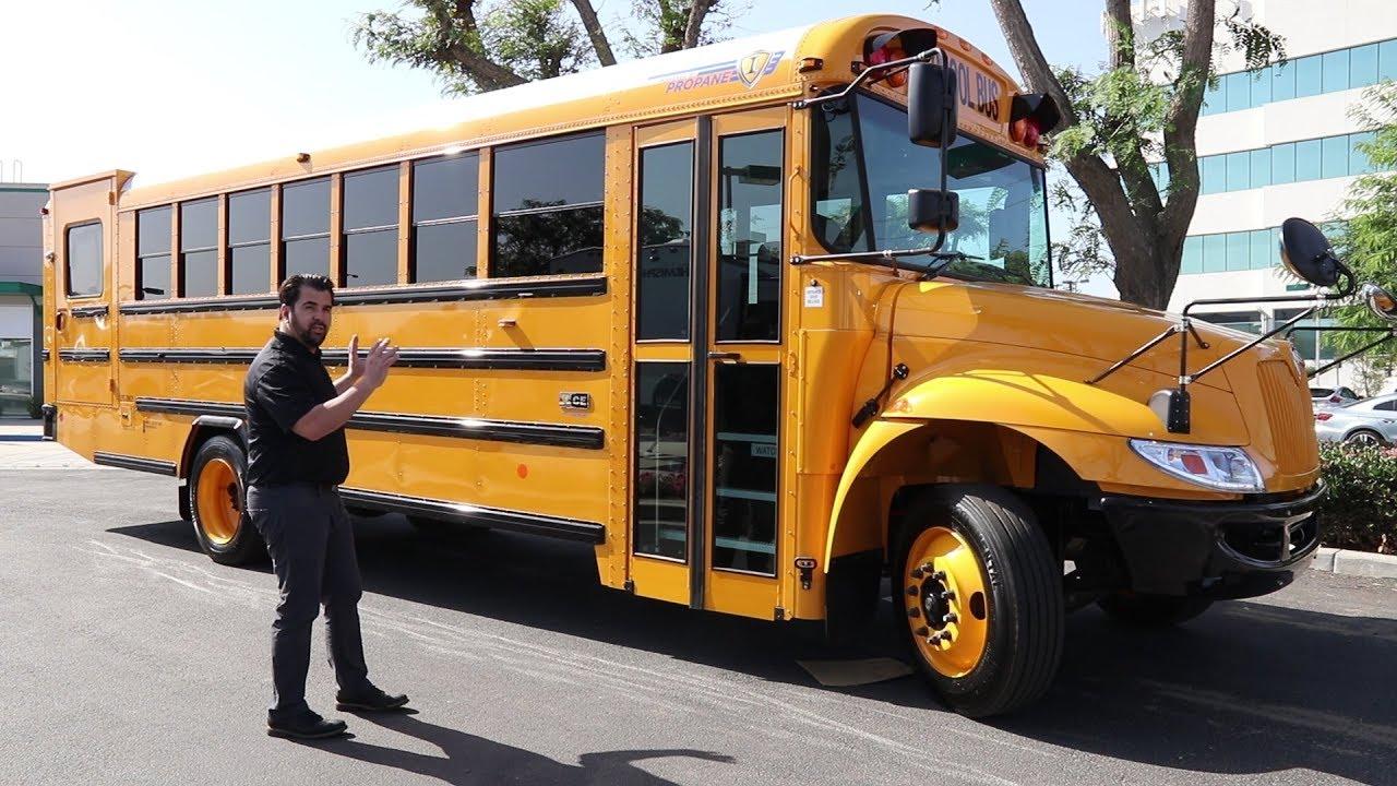 School Buses For Sale   Creative Bus Sales
