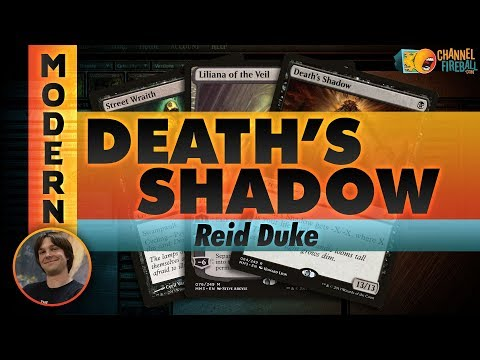 Channel Reid  Grixis Death's Shadow