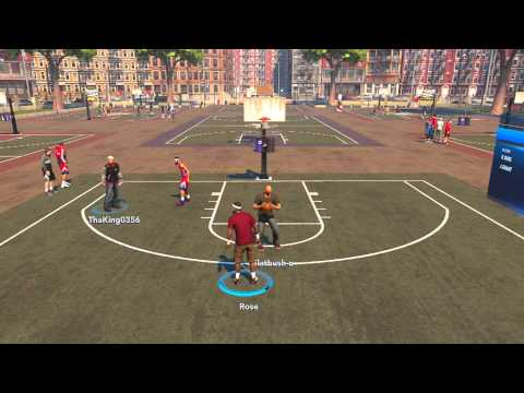 NBA 2K14 Park Ankle Breaker Pt. 2 +  Story Time