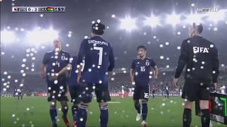 Japan 0 Ghana 2 Kirin Cup 2018