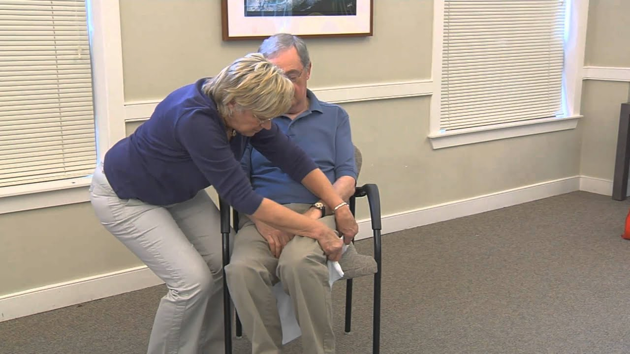 Chairs For Elderly Assistance Chair Bed Stool Helping Someone Out Of A Youtube