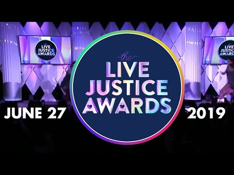 Live Justice Awards 2019 with LEGO - Full Live Stream Show Hosted by Breanna Yde!
