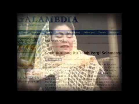 Mengenang legenda SInden Sunda - Cicih Cangkurileung  (Bale Rumawat UNPAD)