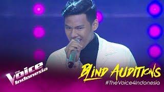 Download Lagu Samuel - Berdua Bersama | Blind Auditions | The Voice Indonesia GTV 2019 mp3