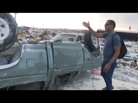 Bahamas damage remains overwhelming nearly 1 month after Dorian