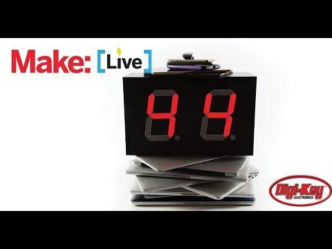 Make: Live - Raspberry Pi Network Detective