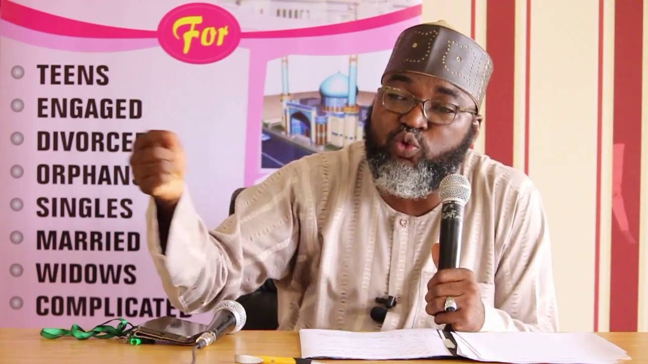 Image result for Your Husband Is Meant To Be Shared With Other Women- Ustaz Abdulfattah Adeyemi