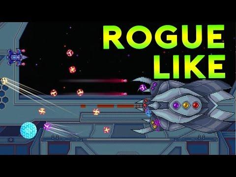 Stellar Interface - Gold Member - Part 1 (Rogue Like Space Shooter)