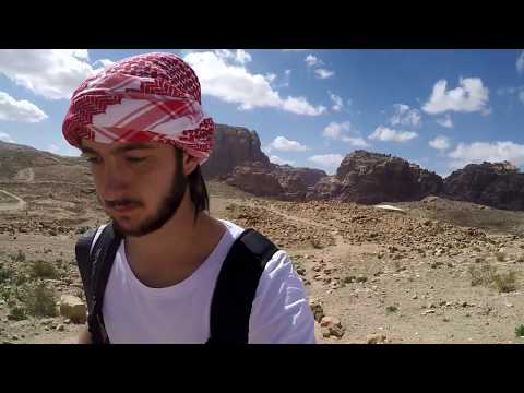 Jordan travel video 2017