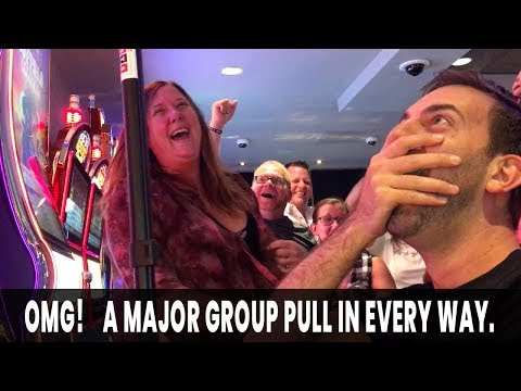 😱 OMG! A MAJOR Group Pull in Every Way 🤪 💵 Crazy Money Deluxe VIP from YouTube · Duration:  47 minutes 39 seconds