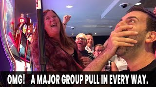 😱 OMG! A MAJOR Group Pull in Every Way 🤪 💵 Crazy Money Deluxe VIP