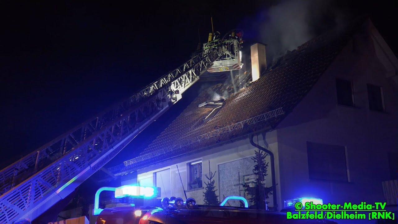 Kühlschrank Warner : Dachstuhlbrand brand durch technischer defekt am kühlschrank