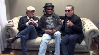 Exclusive UB40 Interview Part 2. New album Getting Over The Storm