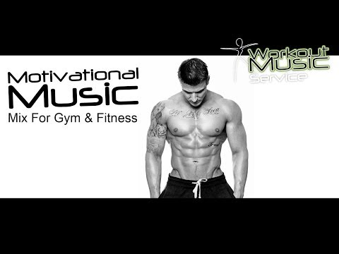 Motivational Music Mix For Gym Fitness -  bodybuilding motivation