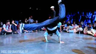 Mix up Battle 2011 Hocine/Darwin vs Yaman/Nabil