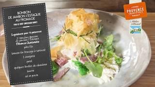 Bonbon de jambon l'Estaque - Provence Charcuterie - Comptoir des Salaisons