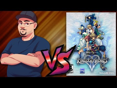 Johnny vs. Kingdom Hearts II