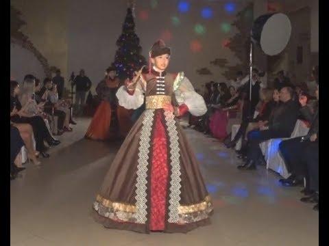 """""""Odn"""" Ethnic Fashion Show In Elista In 2018 / Показ этно моды """"Одн"""" Элиста, 2018"""