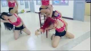First love - Version Chair dance by  Blackcherry Dance Crew