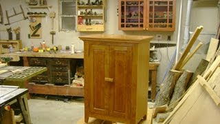 How to Make a Country Style Cabinet