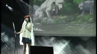 Animatrix 2010 Mononoke Hime - Anastas Nosferatu