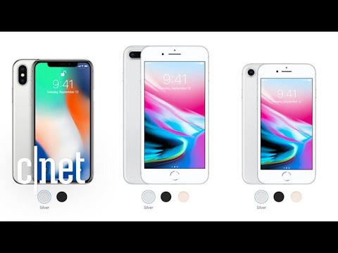 iPhone X vs iPhone 8: Which one should you buy?