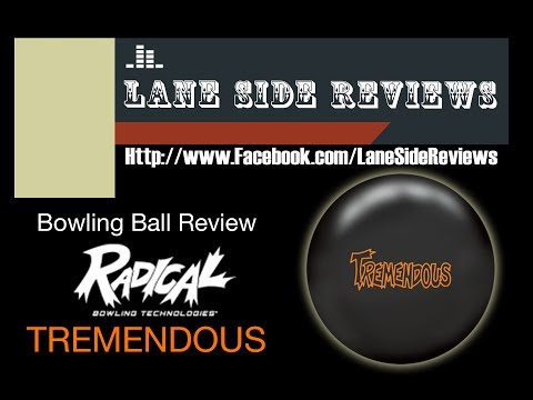 Radical Tremendous Ball Review By Lane Side Reviews