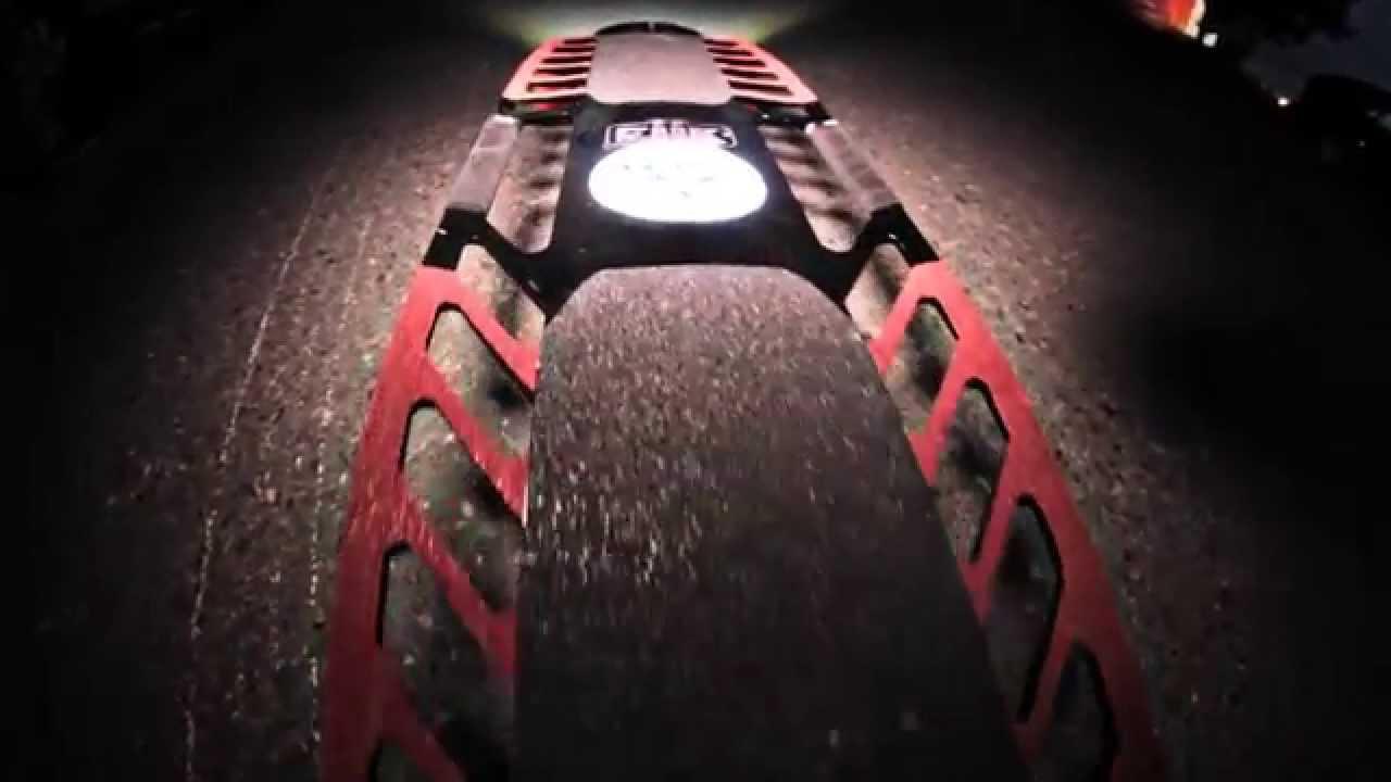 Fiik Electric Skateboards  The 4WD 6000W Prototype Demo  YouTube