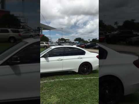 Daddy Parking at Hardrock Stadium Miami