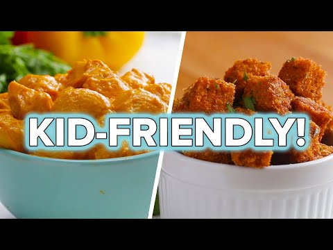 5 Kid-Friendly Vegan Meals