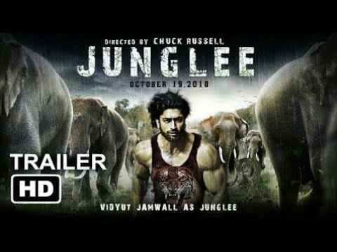 Junglee / Official trailer / Vidyut jammwal