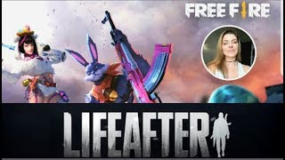 🔥 Free Fire Andamp Life After Game Para Mobile 🕹♥️🎮