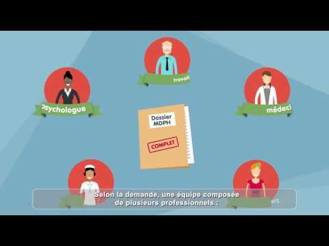 Le parcours de votre dossier MDPH