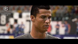 FIFA 18 Cinematic: JUVENTUS VS REAL MADRID |UEFA Champions League 2018| by Pirelli7