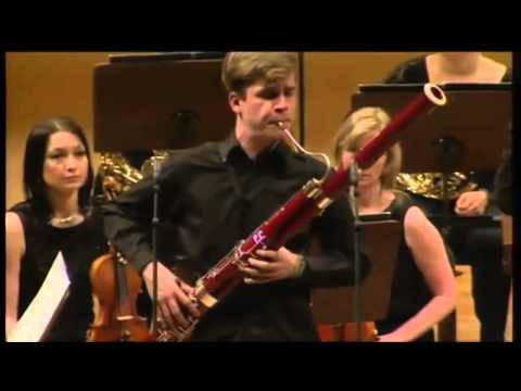 J. N. Hummel: Concerto for Bassoon and Orchestra - Mathis Kaspar Stier, Bassoon
